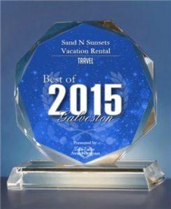 Travel Best of Galveston 2015