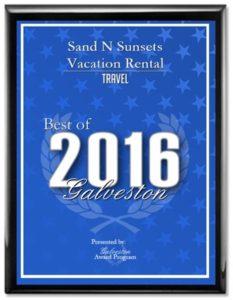 Travel Best of Galveston 2016