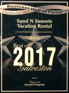 Business Hall of Fame Best of Galveston 2017